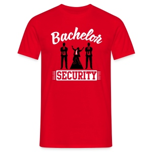 Bachelor Security Tee shirts - T-shirt Homme