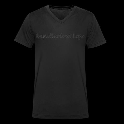 DarkShadowPlays Shirt (V-Ausschnitt) - Männer Bio-T-Shirt mit V-Ausschnitt von Stanley & Stella