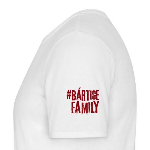 Bartis' bärtige Family - Männer T-Shirt