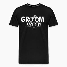 Groom Security T-Shirts