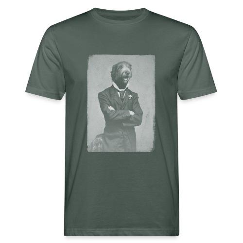Gentleman Wolfhound - T-shirt bio Homme
