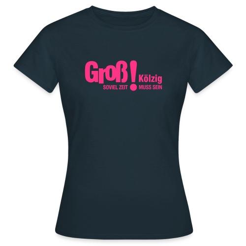Soviel Zeit muss sein | WomanShirt - Frauen T-Shirt