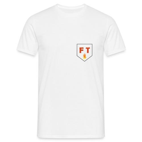 T-shirt Homme - Design réalisé exclusivement pour la Team F&T