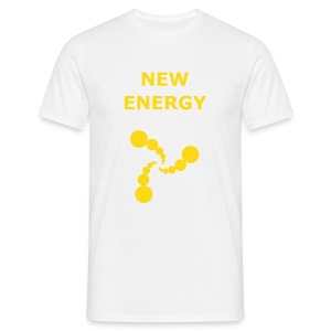 New Energy - Männer T-Shirt