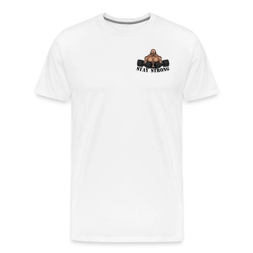 Men's Stay Strong Shirt - Men's Premium T-Shirt