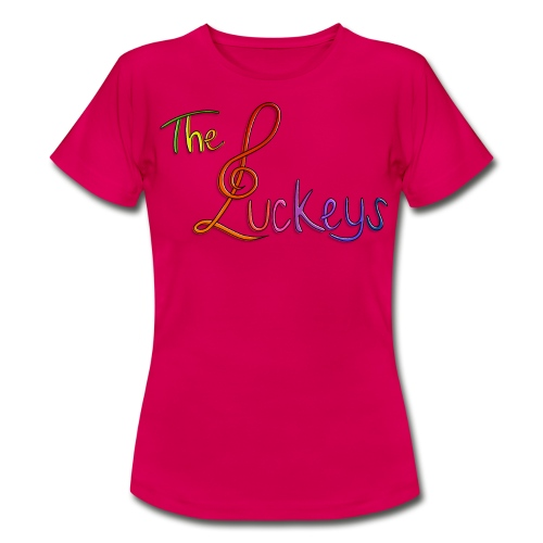 The Luckeys Colors P - T-shirt Femme