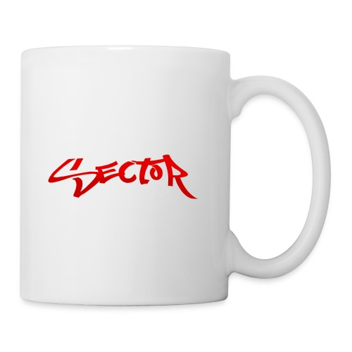 Sector Mug (White) - Mug