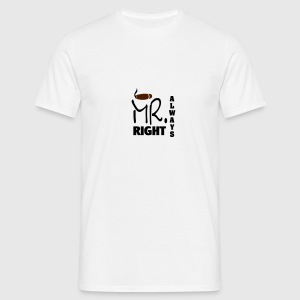 mrright__bzigarre Tee shirts - T-shirt Homme