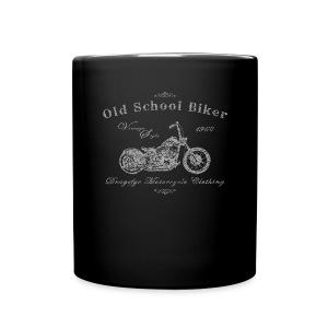 Biker Tasse | Old School - 1960 - Tasse einfarbig