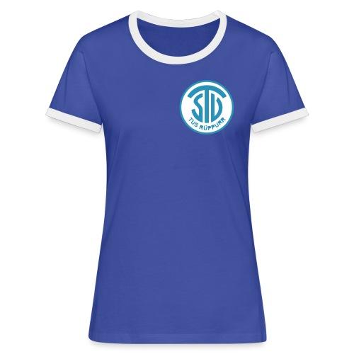 Damen Shirt TUS - Frauen Kontrast-T-Shirt