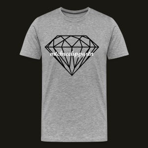 Diamonds & Pearls - Männer Premium T-Shirt
