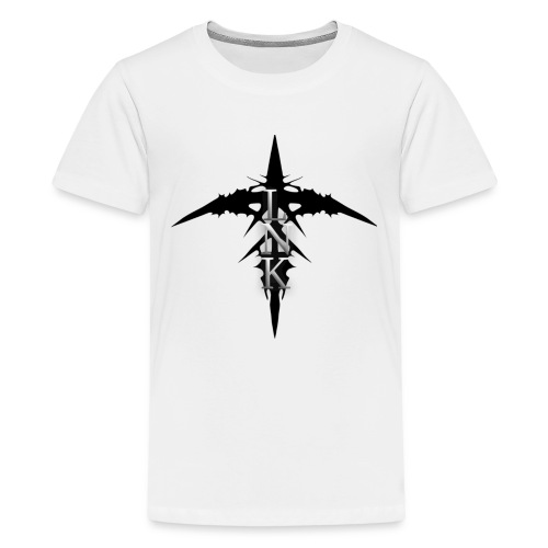 LNK Logo - Teenage Premium T-Shirt
