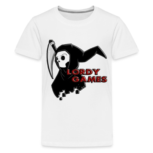 LordyGames - Teenage Premium T-Shirt