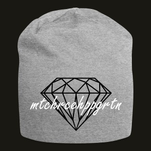 Diamonds & Pearls - Jersey-Beanie