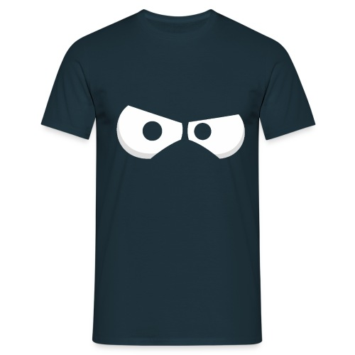 Angry Eyes - Men's T-Shirt