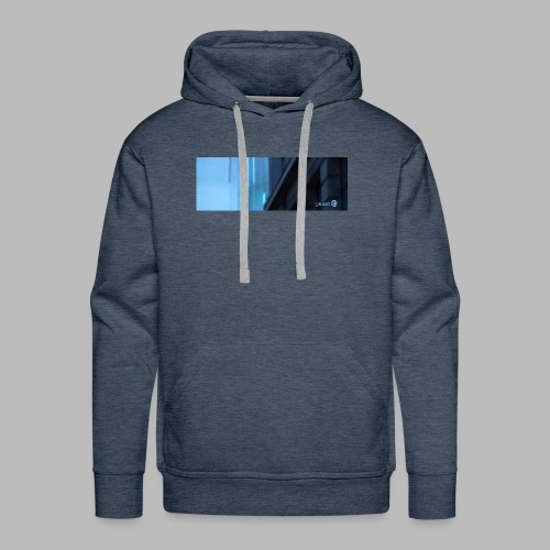 London Blue - Men's Premium Hoodie