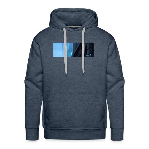 London Blue - Men's Premium Hoodie