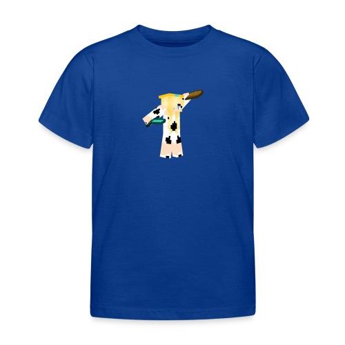 Blue MissCowQueen T-Shirt - Kids' T-Shirt