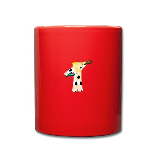 Red MissCowQueen Mug - Full Colour Mug