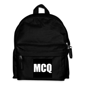 Black MissCowQueen Back Pack - Kids' Backpack