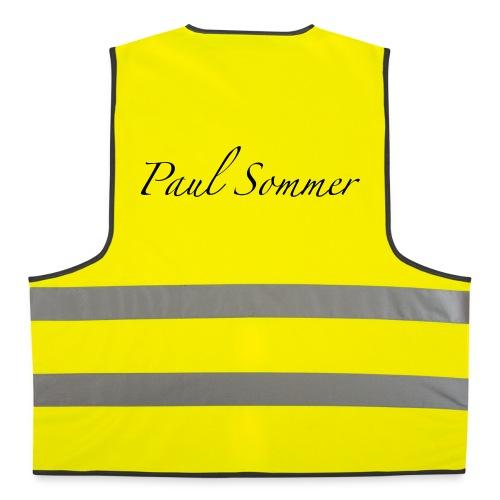 Warnweste Paul Sommer - Warnweste