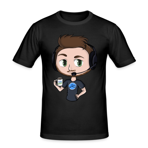 Men's Slim Fit T-Shirt: Avatar Shirt - Men's Slim Fit T-Shirt