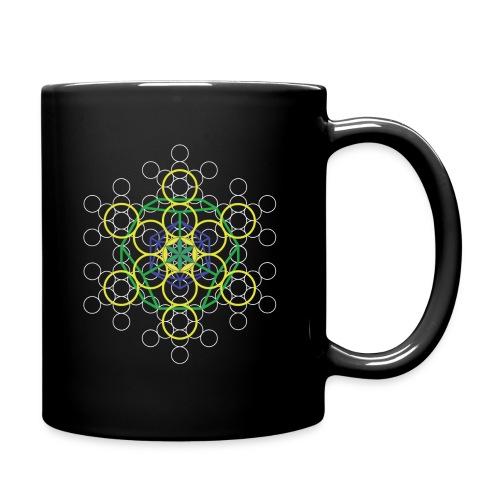 Mug / Fleur de Vie 001 [Platon 001] - Mug uni