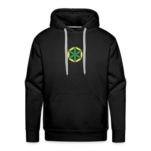 Sweat-shirt à capuche Homme /  Fleur de Vie 001 [Platon 001] - Sweat-shirt à capuche Premium pour hommes