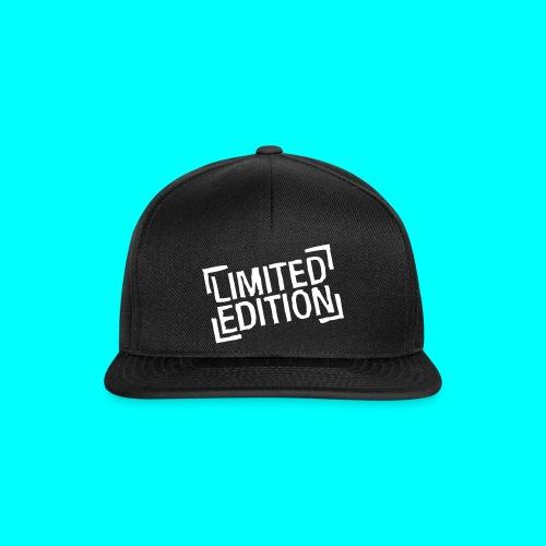 Limited Edition Snapback - Snapback Cap