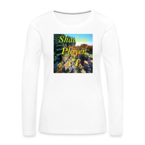 ShadowShirt - Women's Premium Longsleeve Shirt