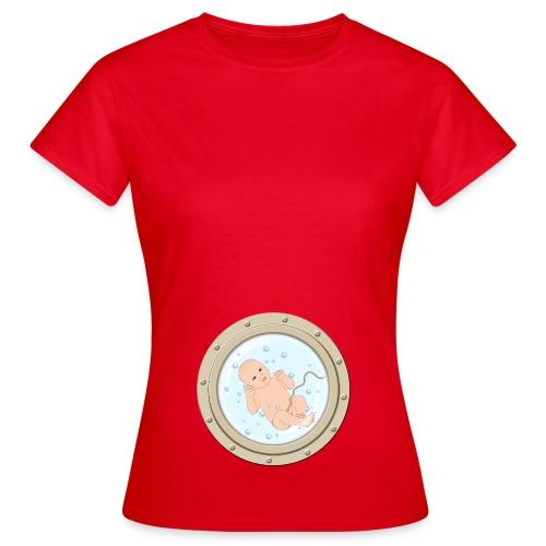 baby on board - T-shirt Femme