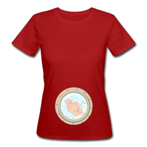 baby on board - T-shirt bio Femme