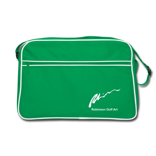 Green Robinson Bag - Retro Bag