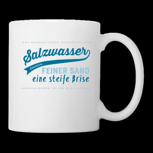 Deichdisko Tasse Norddeutsches Reinheitsgebot - Tasse