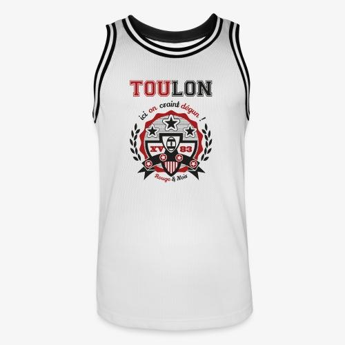 Toulon ne craint dégun - Maillot de basket Homme