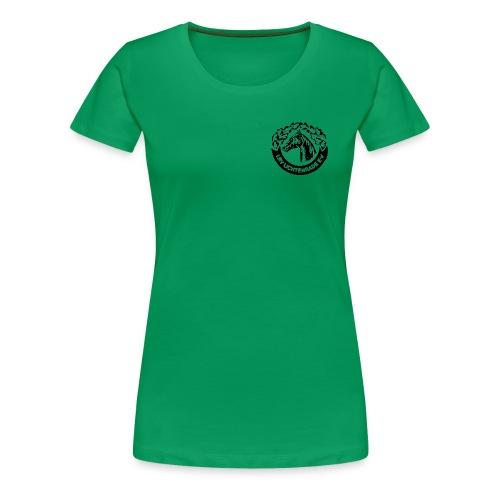 LRV Damen Kurzarmshirt - Frauen Premium T-Shirt