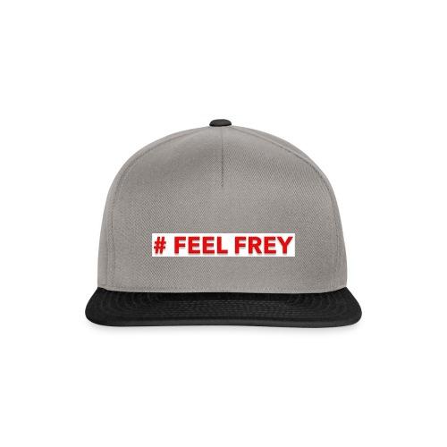 FEEL FREY Cap - Snapback Cap