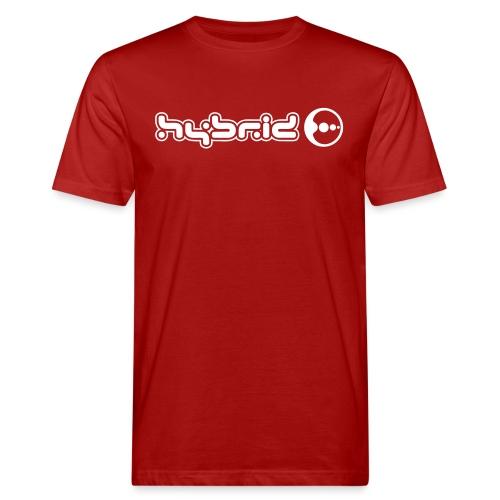 Hybrid Logo - Men's Organic T-shirt