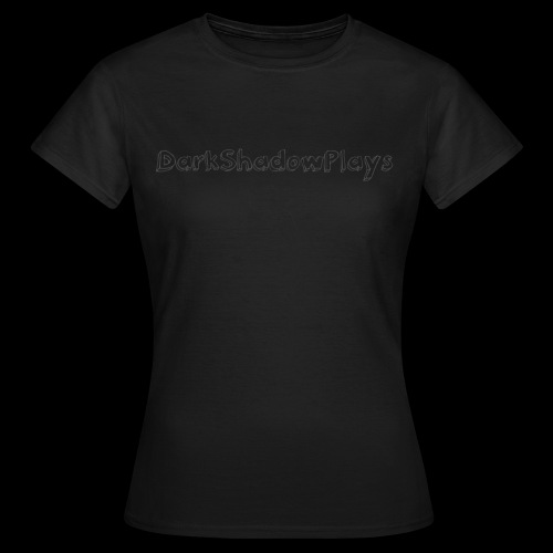 DarkShadowPlays Frauenshirt - Frauen T-Shirt