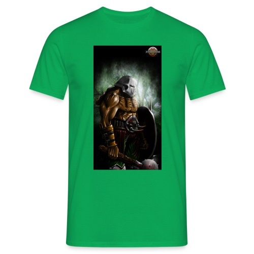 Warrior - T-shirt Homme