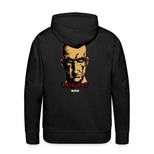 Psykopat sweet shirt à capuche homme - Sweat-shirt à capuche Premium pour hommes