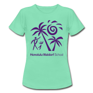T-Shirts ~ Frauen T-Shirt ~ Honolulu Waldorf School