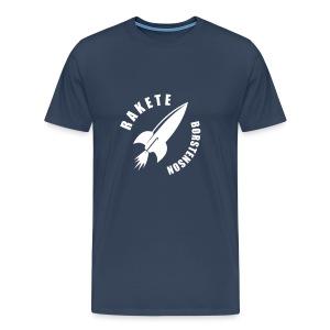 RAKETE BORSTENSON Herren Premium T - Männer Premium T-Shirt