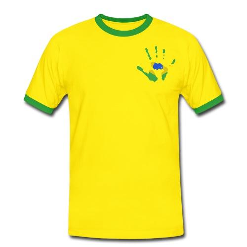 Zepekenho / 973 - T-shirt contrasté Homme