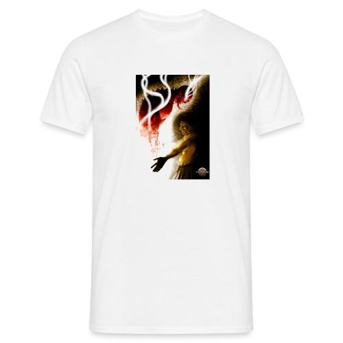 Sorcier - Blanc - T-shirt Homme