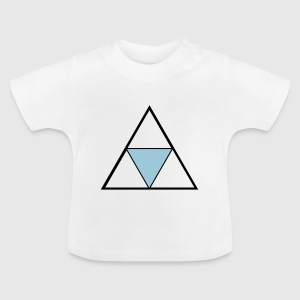Hipster Triangle Baby T-shirts - Baby T-shirt