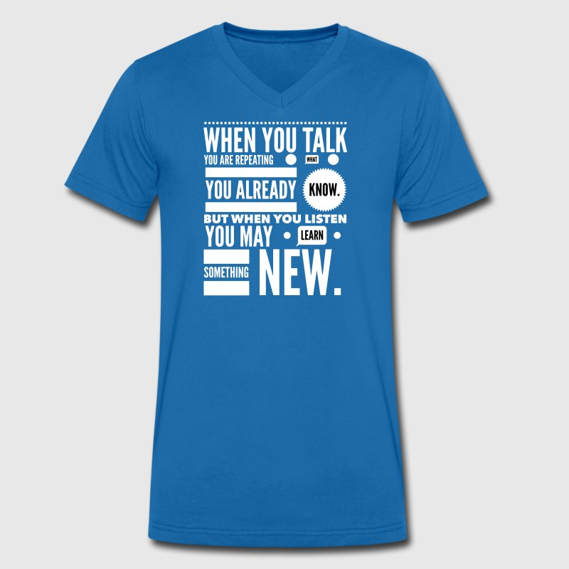 T Shirt Listen To Learn Spreadshirt