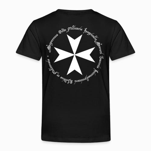 Tshirt Enfant Ordre de Jerusalem, Rhodes et Malte - T-shirt Premium Enfant