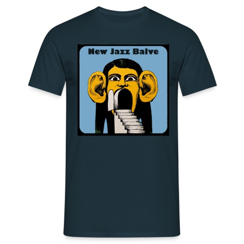 New Jazz T-Shirt - Men's T-Shirt