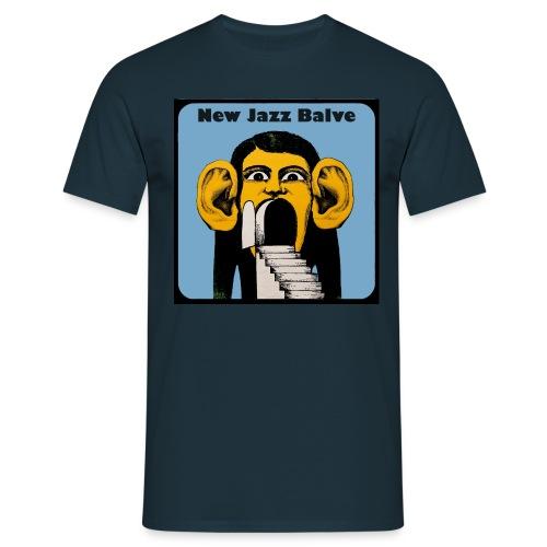 New Jazz T-Shirt - Men's T-Shirt